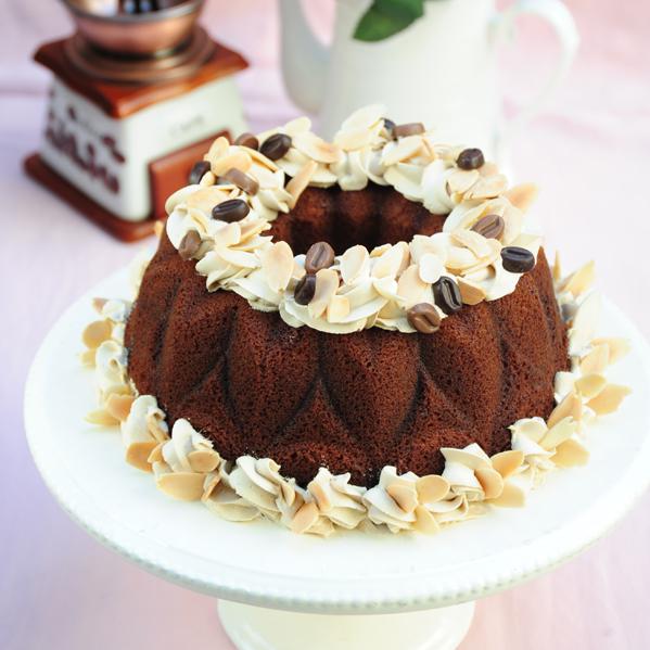 کیک اسپرسو