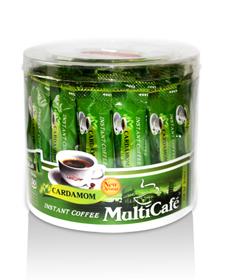 قهوه فوری هل دار ساشه 2 گرمی