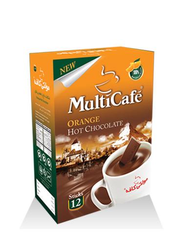 شکلات داغ پرتغالی بسته 12 عددی