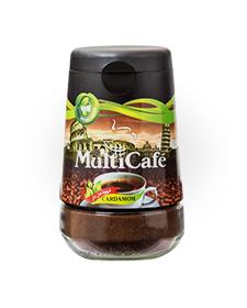 قهوه فوری هل دار