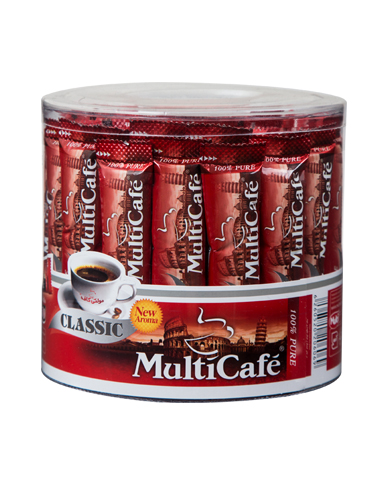 قهوه فوری کلاسیک ساشه 2 گرمی