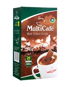 شکلات داغ پاکت 500 گرمی