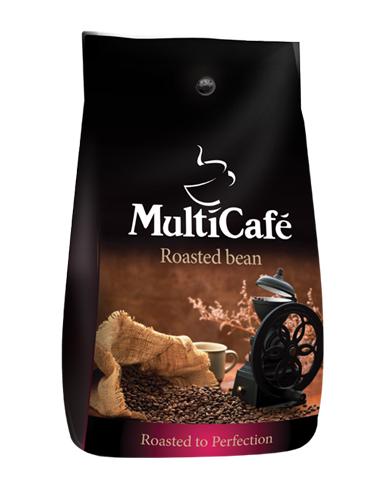 دانه قهوه 500 گرمی رست شده