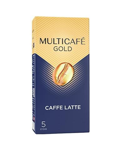 کافه لاته گلد