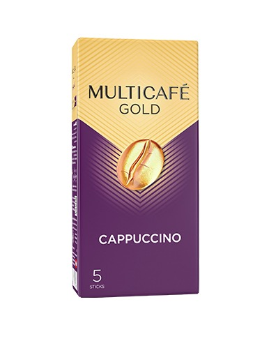 کاپوچینو مولتی کافه گلد