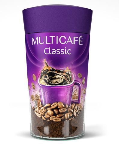 قهوه فوری کلاسیک